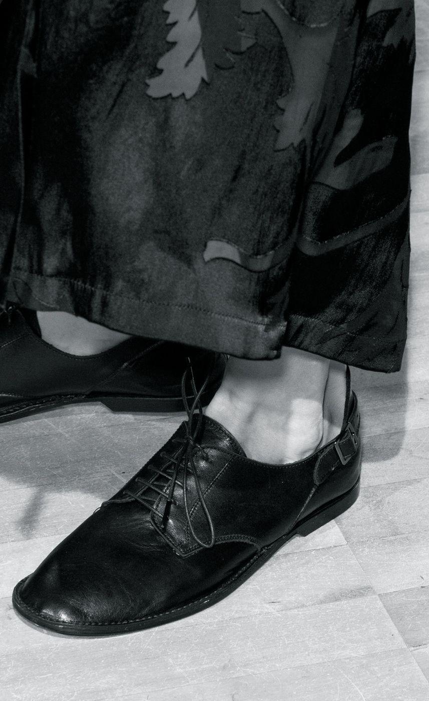Yohji Yamamoto | Spring 2015