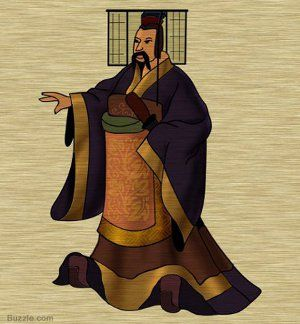 The Original Name Of Emperor Qin Shi Huang Was Ying Zheng And He Born In 259 BCE