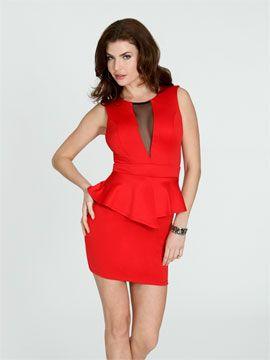 Front Mesh Peplum Dress: http://www.ardenb.com/catalog/product.jsp?categoryId=136=583=62549