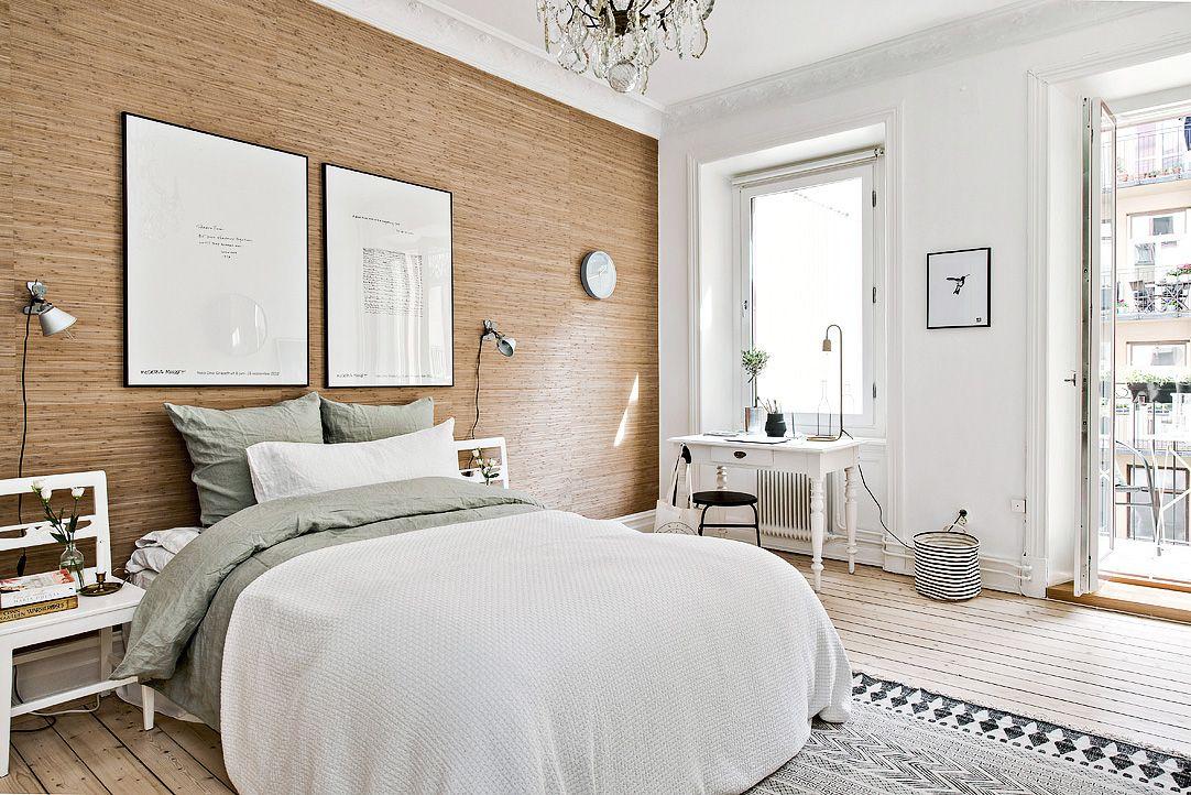 Sovrummet präglas av harmoni & ett påtagligt lugn