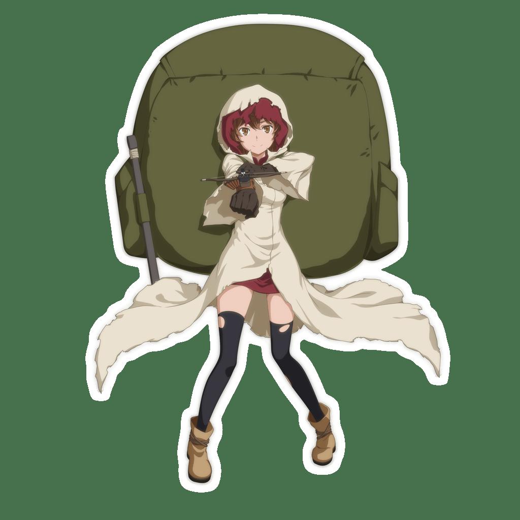 Liliruca Arde DanMachi danmachi animegirl anime