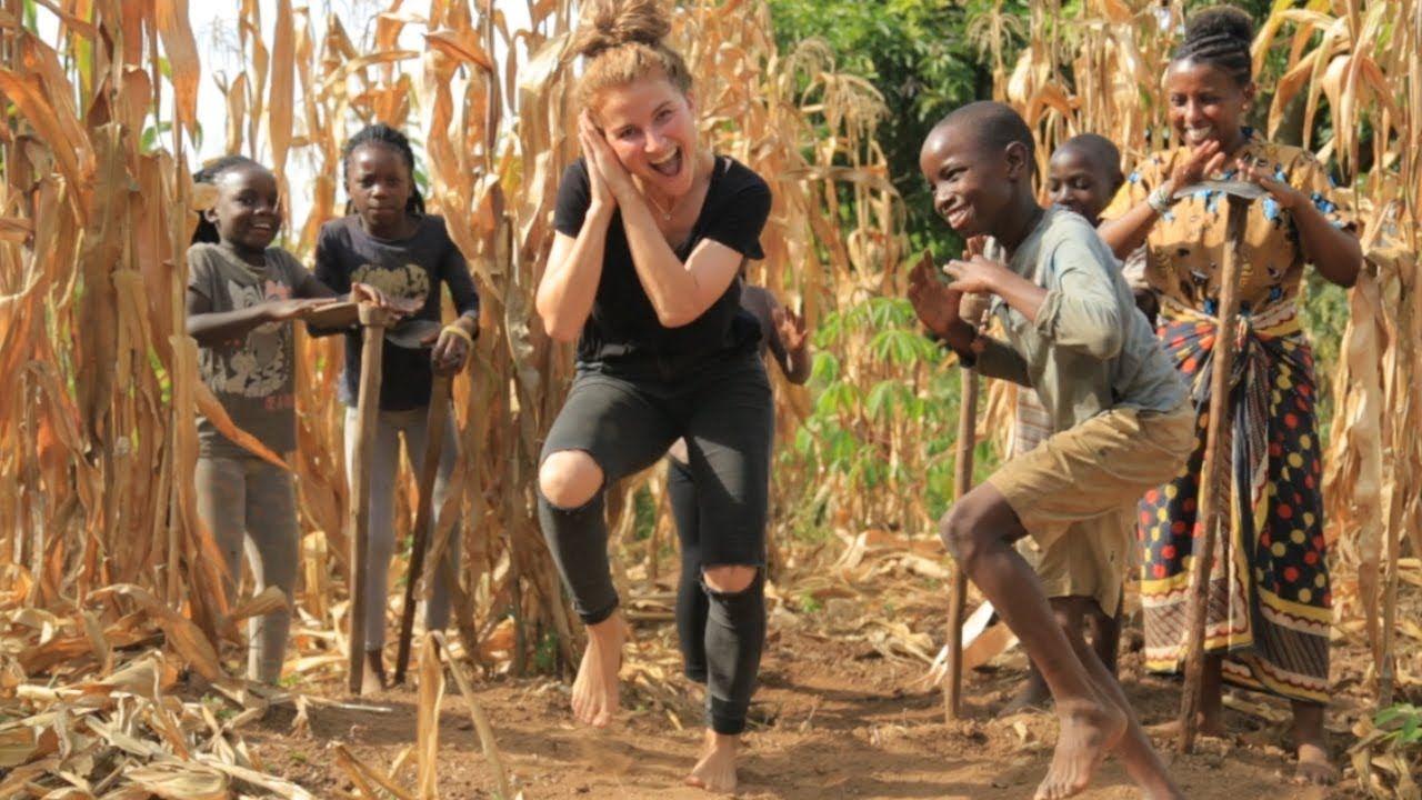 Masaka Kids Africana Dancing Joy Of Togetherness ft 3wash_hip_hop ...