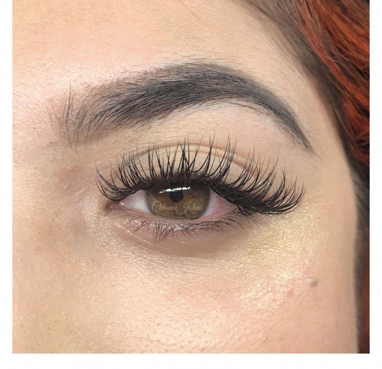 Individual False Eyelashes Thick Eyelashes Where To