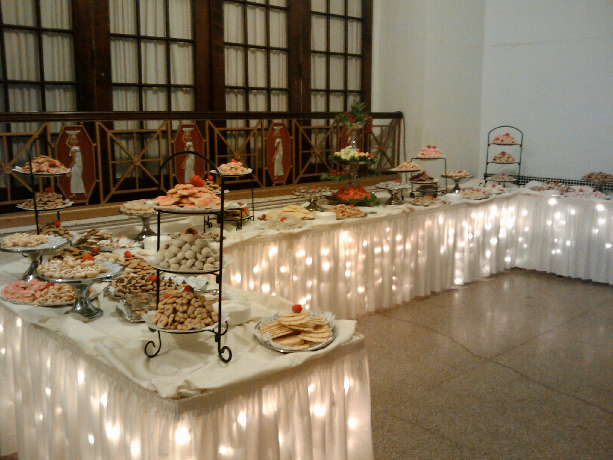 Heres A Look At The Cookie Table Delicious Pittsburgh Wedding Tradition You Are In For Treat When Find Out Little History And How