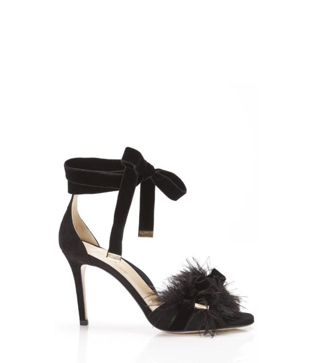 5b140810380 MARION-PARKE Lainey Sandal in Black. #marion-parke #shoes # | Marion ...