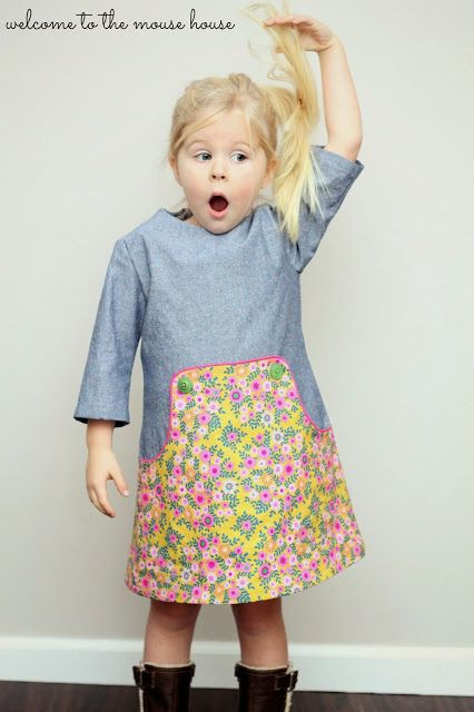 The Louisa Dress Pattern Tour (and giveaway | Nähideen ...
