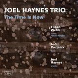 The Time Is Now [CD]
