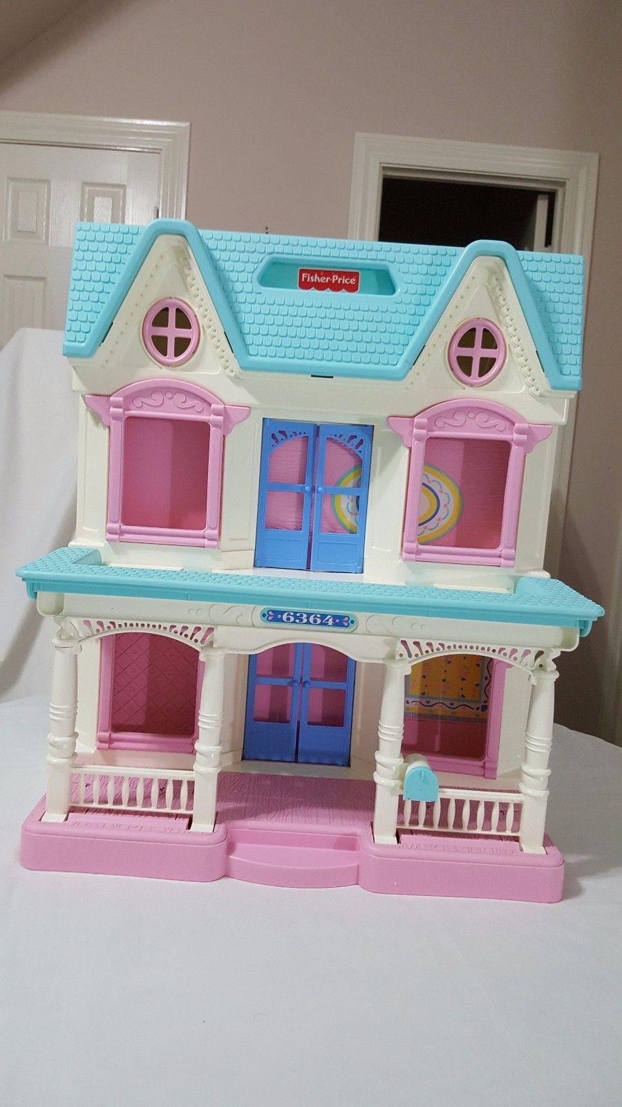 Fisher Price Loving Family Dream Dollhouse With Numerous Accessories