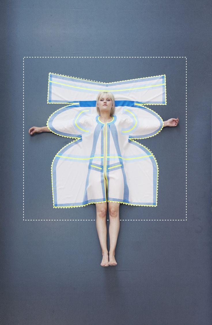 ap-fashionmemories:  'Pop-up' graduation project - Vera de Pont - Design Academy Eindhoven