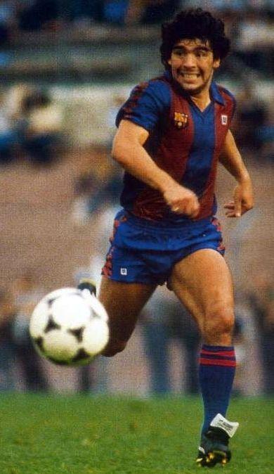 Diego Armando Maradona | Fútbol de barcelona, Jugador de ...