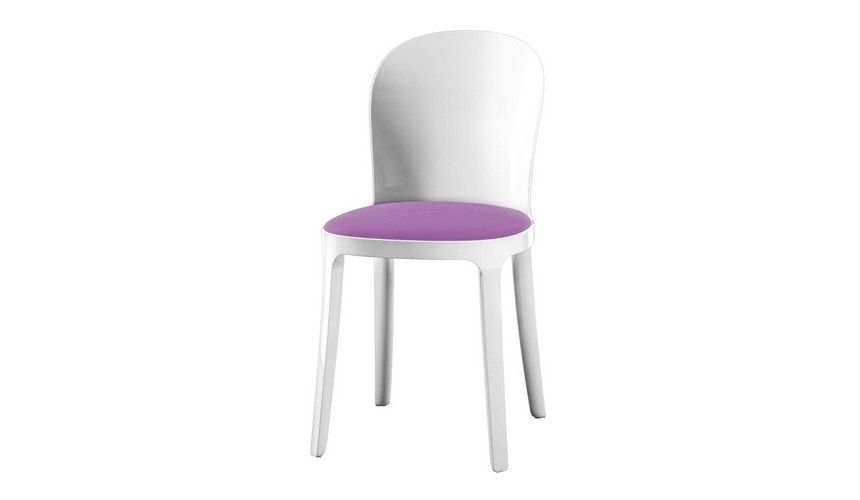 Magis - Vanity Chair White - white/fabric Kvadrat Field F-487 ...