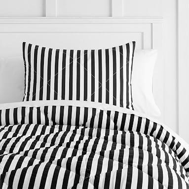 The Emily & Meritt Pirate Stripe Comforter + Sham | Sarah
