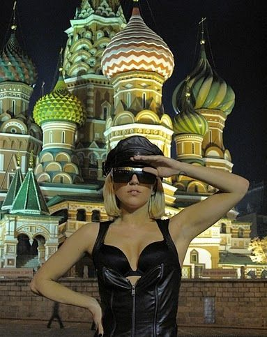 Gaga Russia