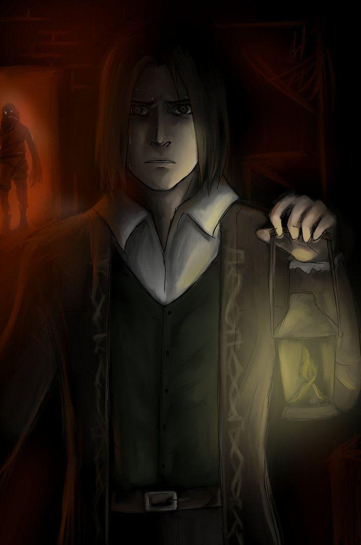 Noobito777: Daniel - Amnesia: The Dark Descent