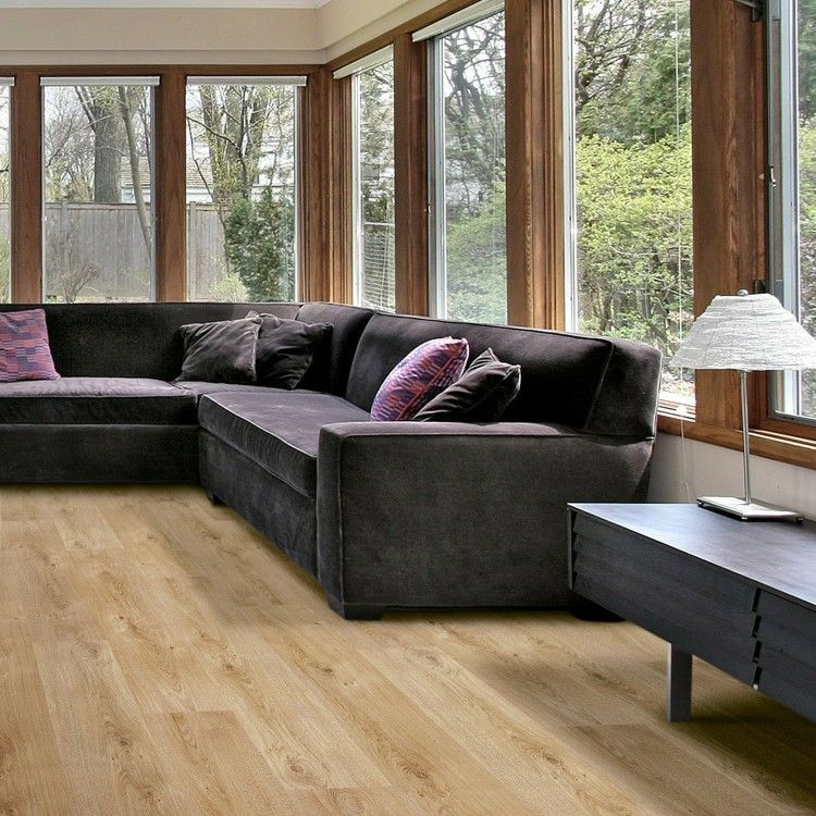 Balterio vitality deluxe natural varnished oak. Appeared