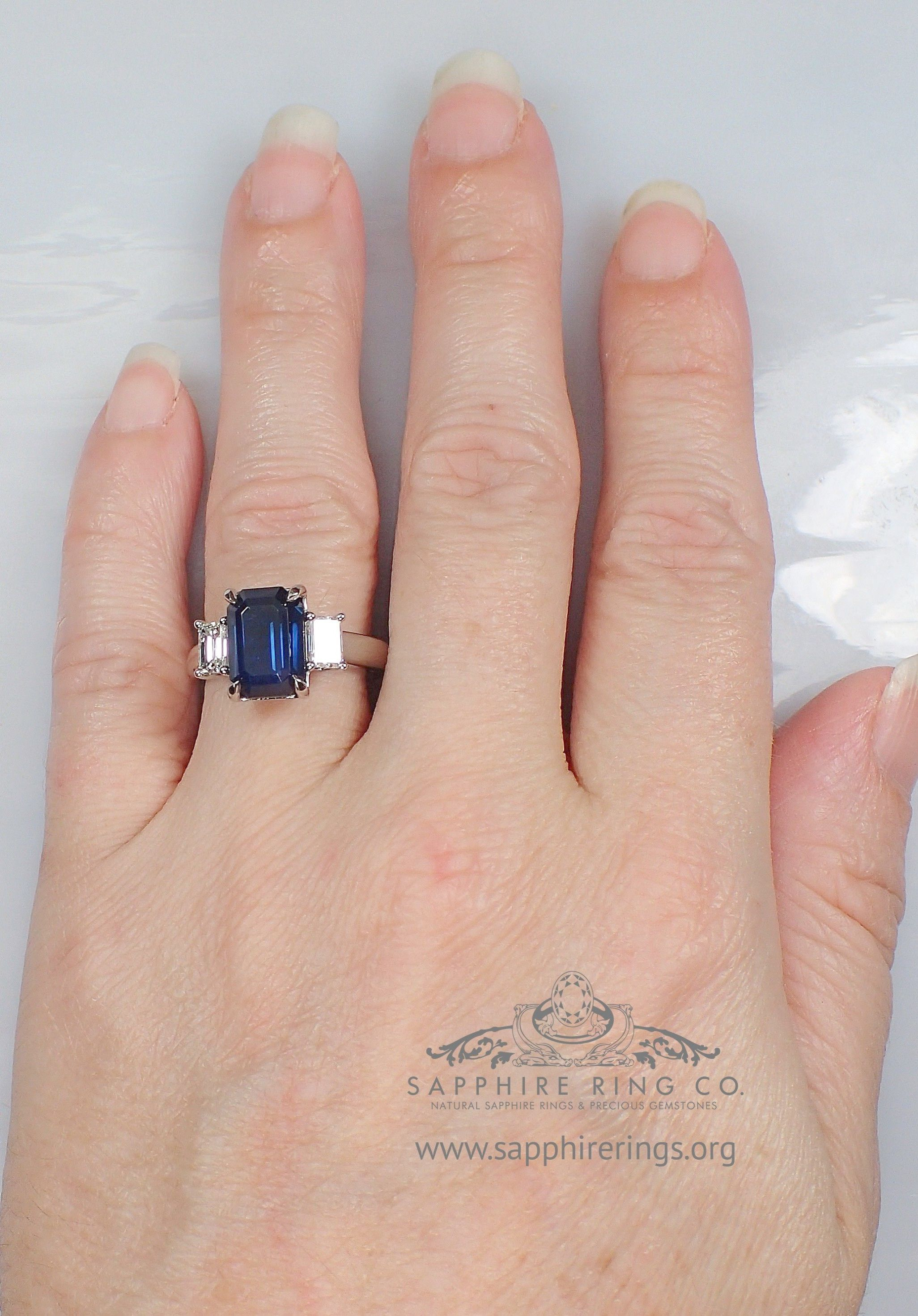 Jewellery Antique Online past Sapphire Rings James Avery