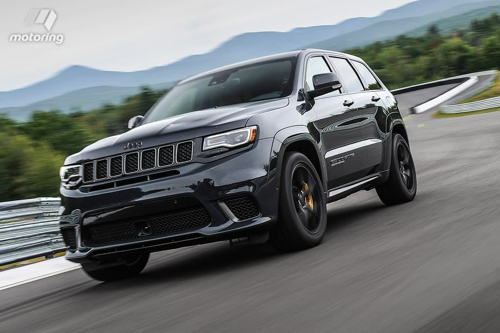 Grand Cherokee Trackhawk Jeep Jeep Grand Cherokee Dream Cars