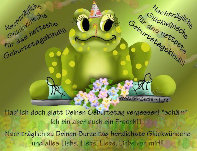 Geburtstagswunsche Nachtraglich Facebook Elegant Alles Liebe Zum