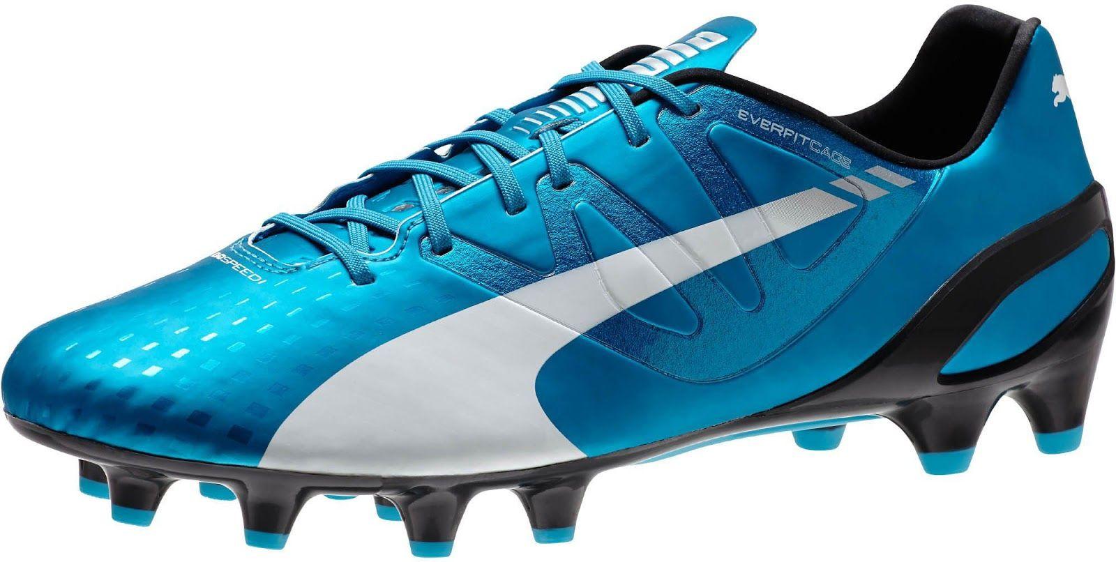puma futbol azul