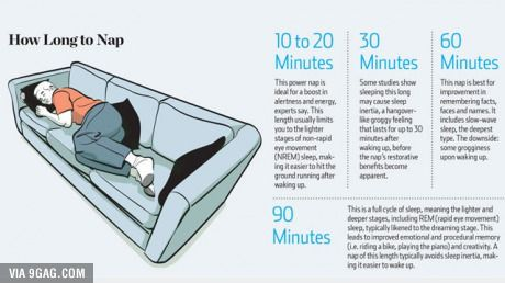 How to powernap