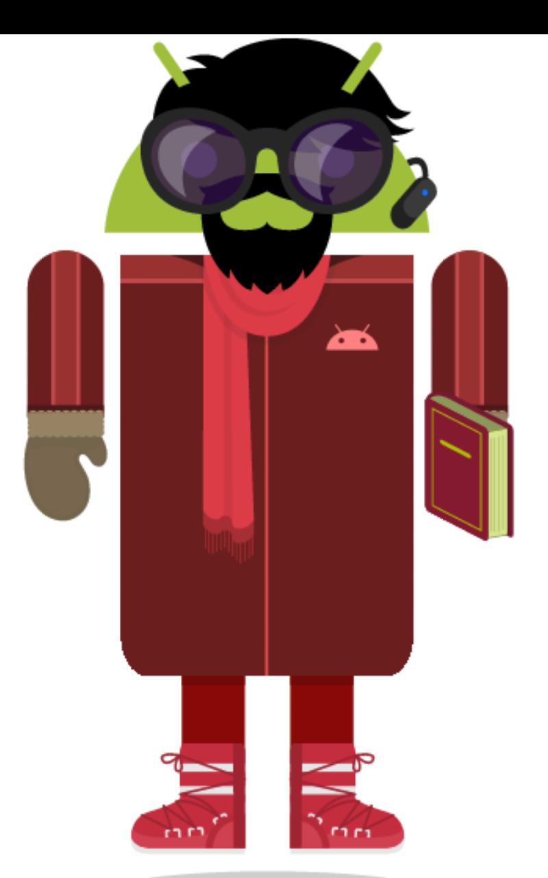 Create your own Android avatar/logo using Androidify!!!