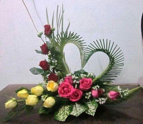 Samtiny Con Amor Mais Arranjos De Flores