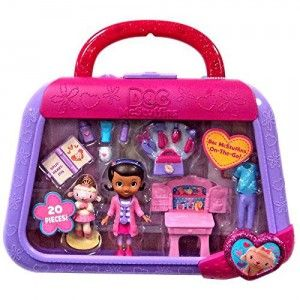 Doc McStuffins On-The-Go So Much Better Lambie from Just Play