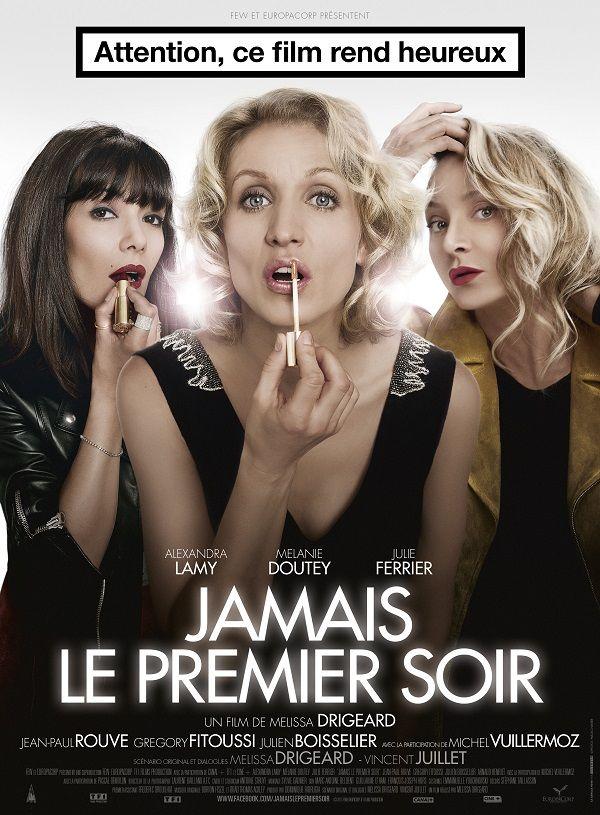 Jamais Le Premier Soir Film Comedie Francaise Film Premiers Sons