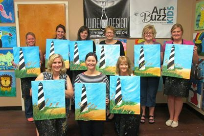 Wine And Design Nc Wine And Design Wake Forest Added 5 Photos To