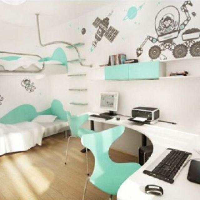 Teen Room I N O U T Doors Recamara Cuarto Ni A Dormitorios