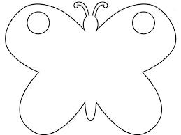 molde de borboleta para imprimir - Pesquisa Google
