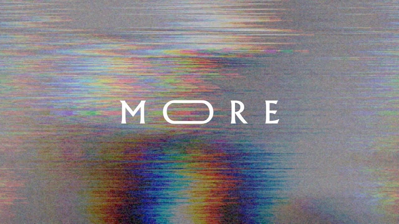 """NEW SONG """"MORE"""" BY JEREMY RIDDLE NEW ALBUM THIS FRIDAY"""