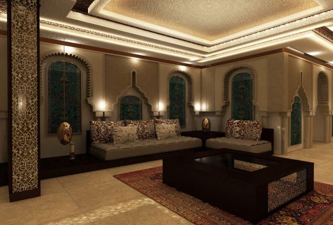 Idées de décoration interieure Marocaine | morocon ...