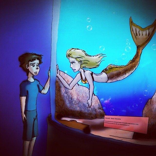 Instagram Photo By Pedrohamancio Ph Amancio Via Iconosquare Mako Mermaids Mermaid Mermaids And Mermen