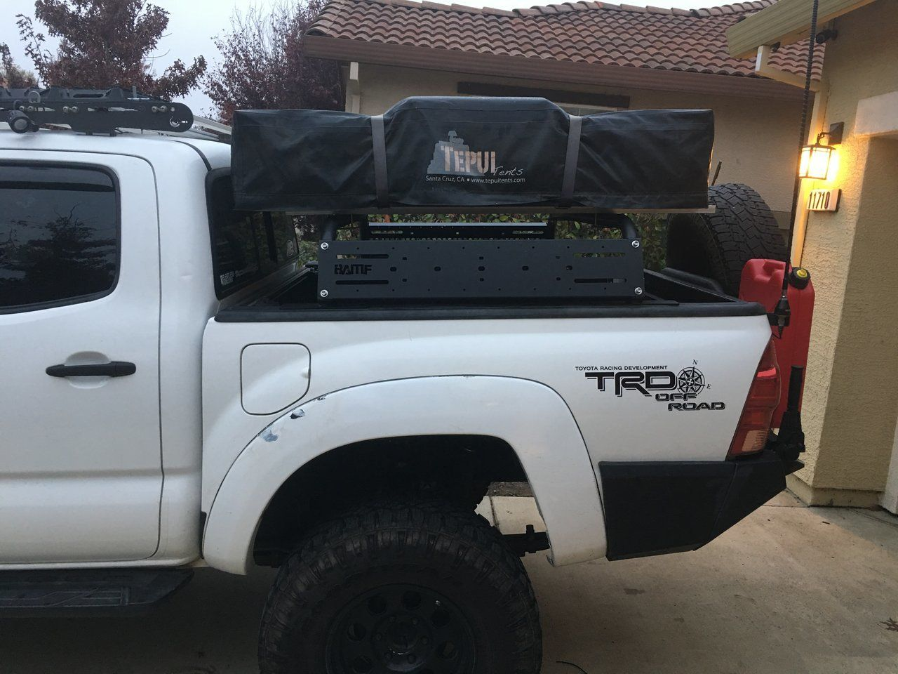 Tacoma Expo Bed Bars Bed Bar Truck Bed Accessories Truck Bed
