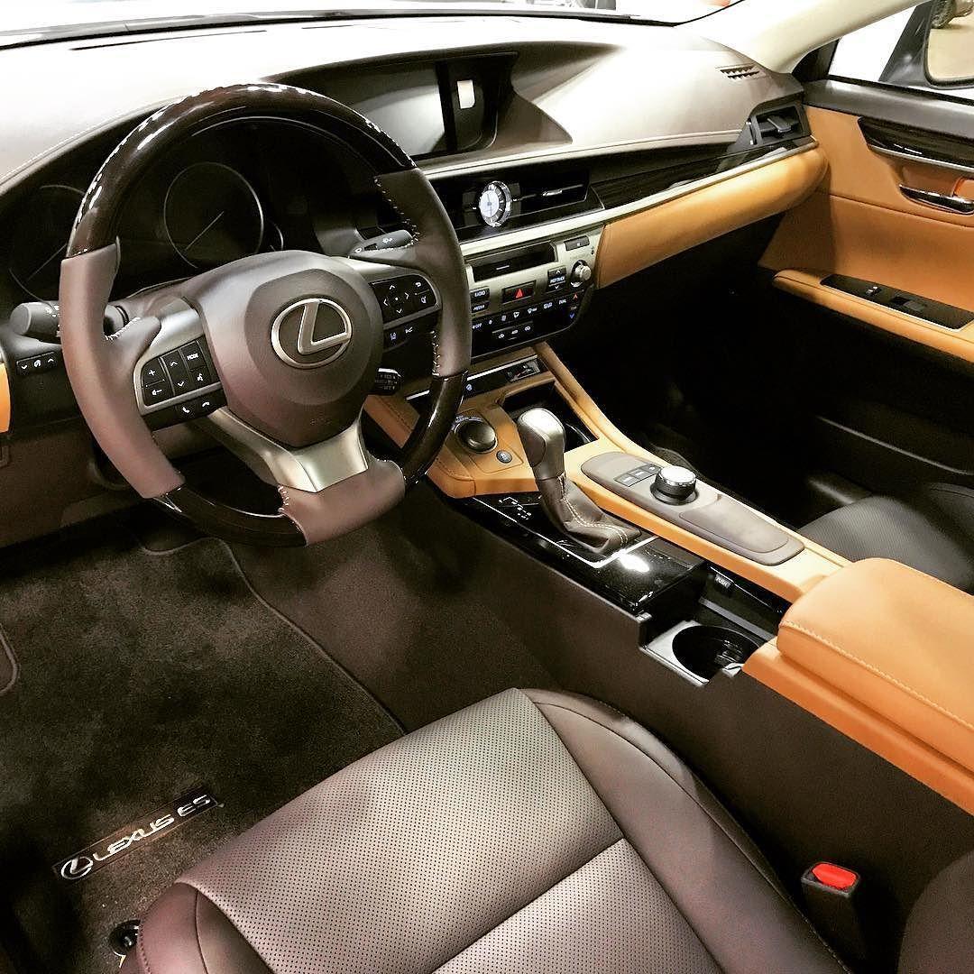 New Noble Brown Interior In The 2018 Lexuses Lexus Newlexus Mustsee Saautoshow Lexuslife Lexususa Autoshow Lexusdominion No New Lexus Lexus Es Lexus