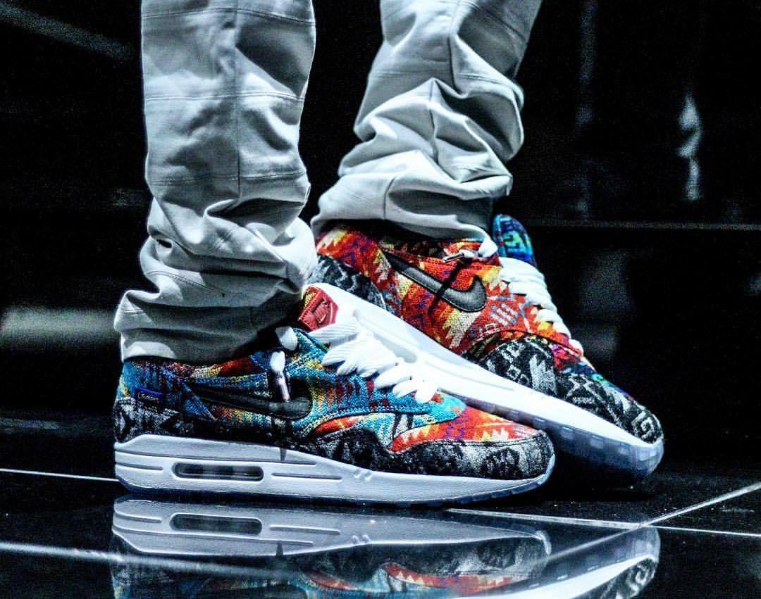 Nike Max Id Shoe Air Premium NikeidCustom Liberty 1 E2WDH9YI