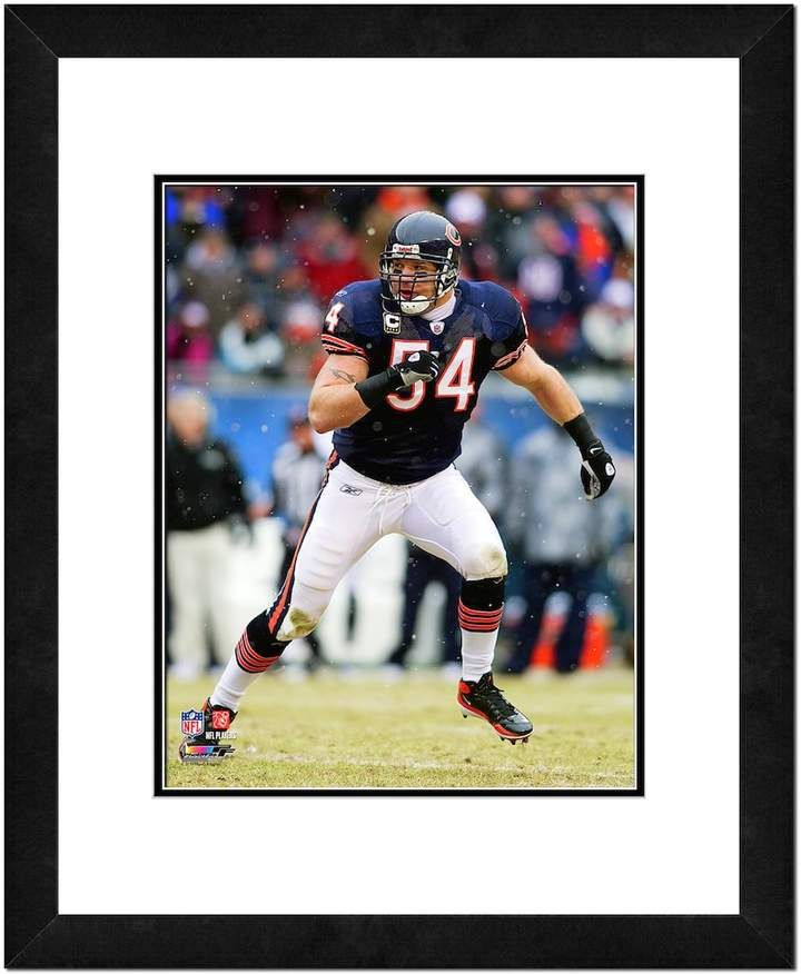 finest selection b1bd3 e5b53 Chicago Bears Brian Urlacher Framed Wall Art | Products