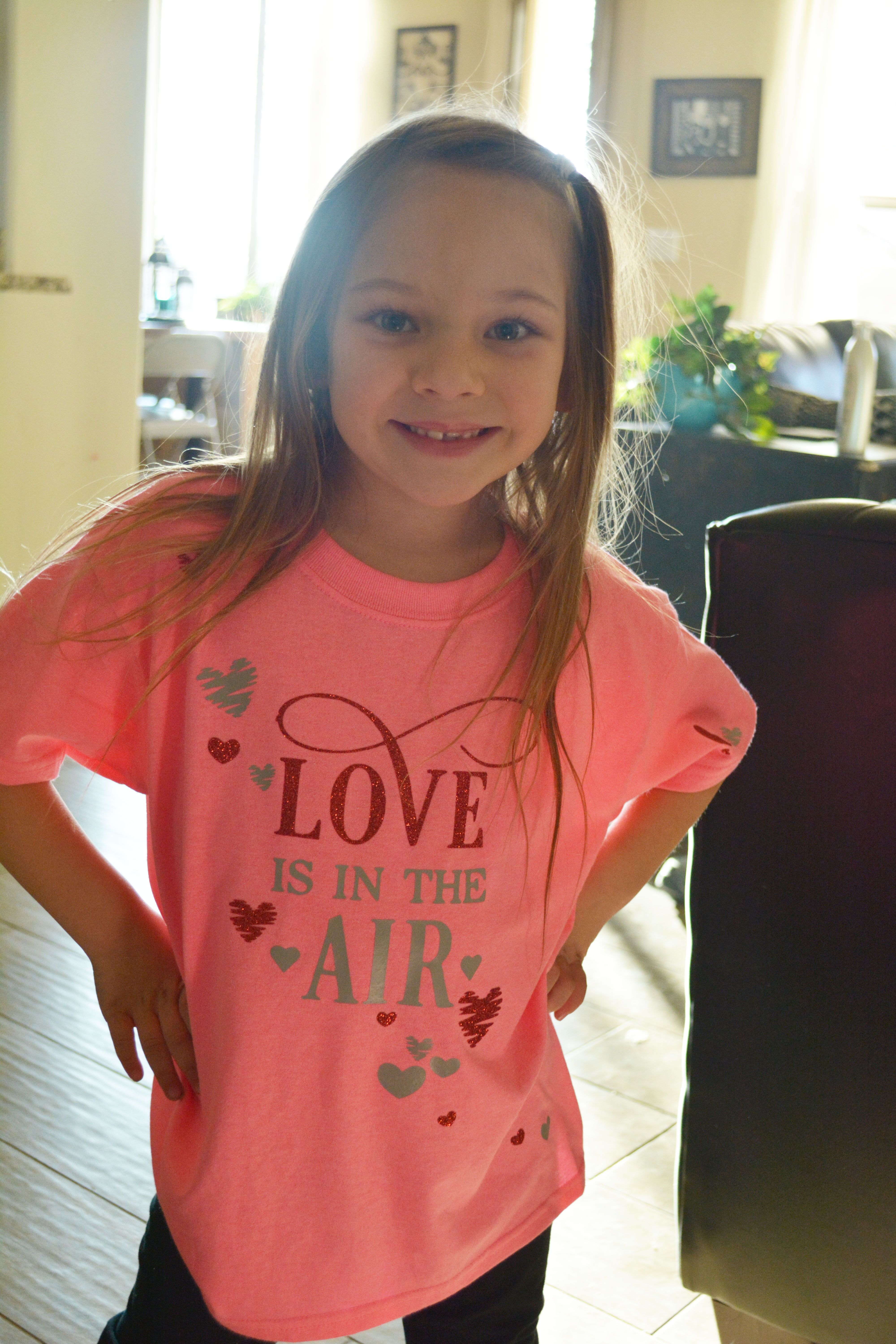 Make Your Own Valentine S Day T Shirt Silhouette Cutting Files