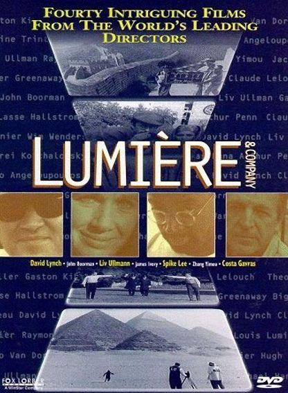 """Lumière et Compagnie - Sarah Moon 1995 - VH01180 -- """"Pour célébrer les 100 ans du cinéma, on a demandé à 40 réalisateurs & réalisatrices reconnus mondialement de se servir de la caméra originale des frères Lumière & de réaliser un film d'une durée de 52 secondes."""""""