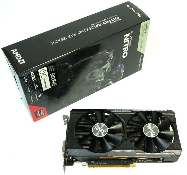 AMD Radeon R9 380X Nitro Launch Review