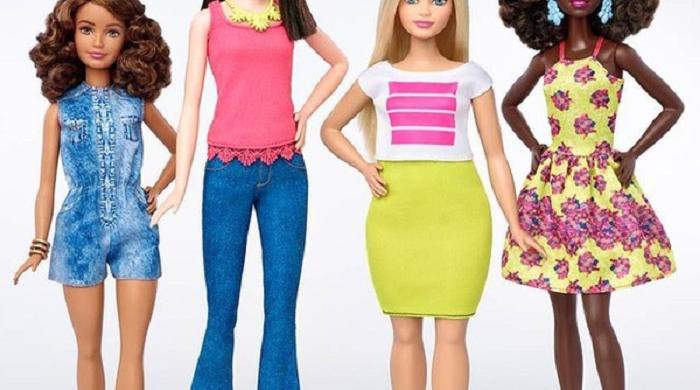 Barbie Fashionista Is Now With More Curves:  Will This Work Against Image Issues?