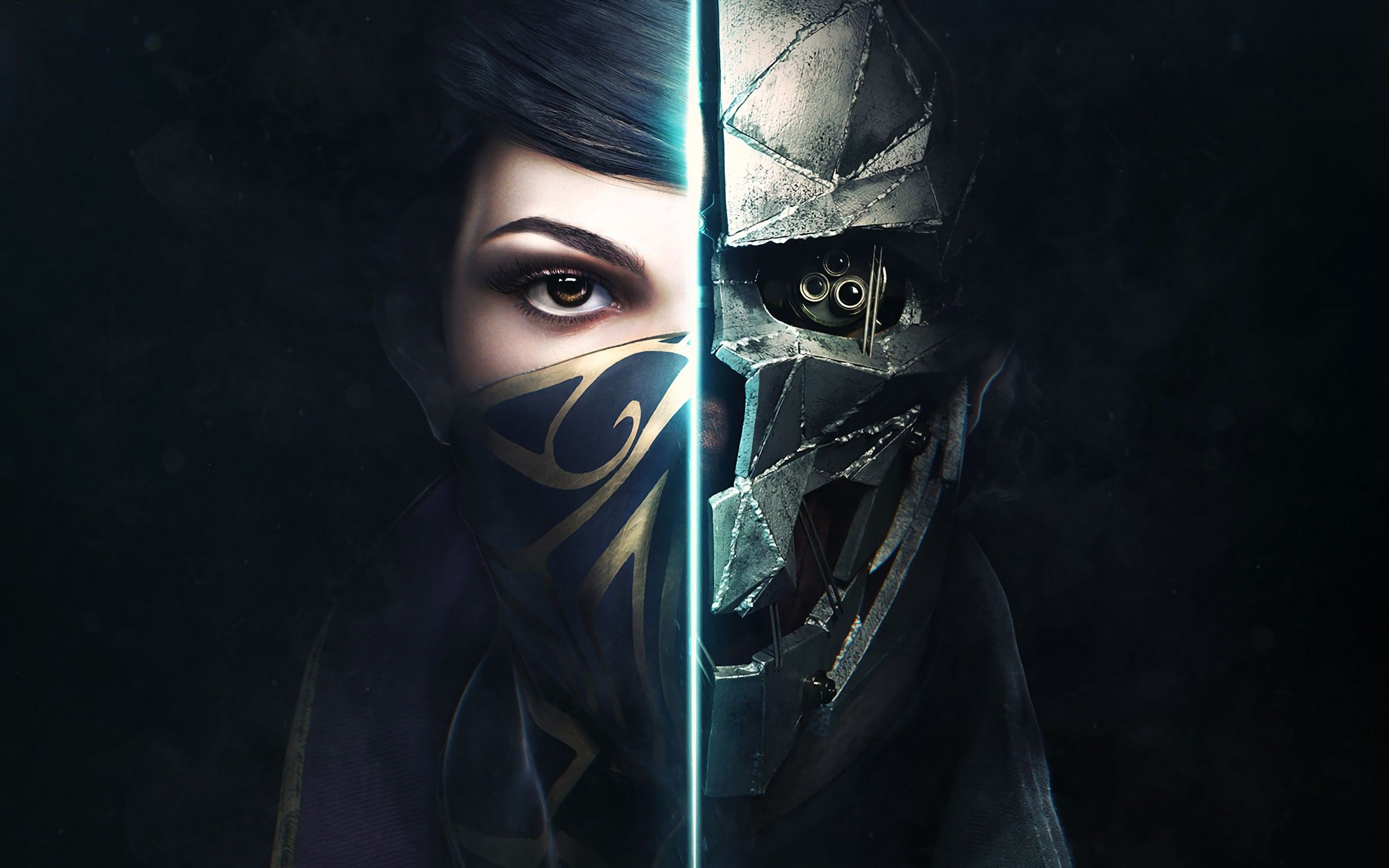 Dishonored 2 Emily Pictures Click Wallpapers Dishonored 2 Dishonored Top 10 Video Games