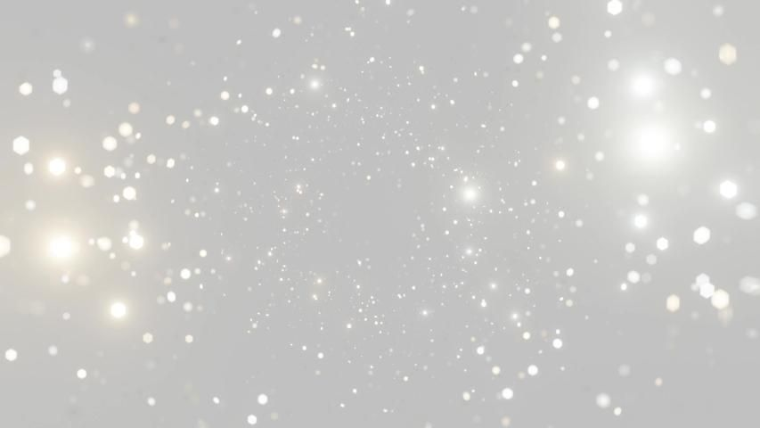 Abstract Motion Background Shining Silver Stock Footage Video