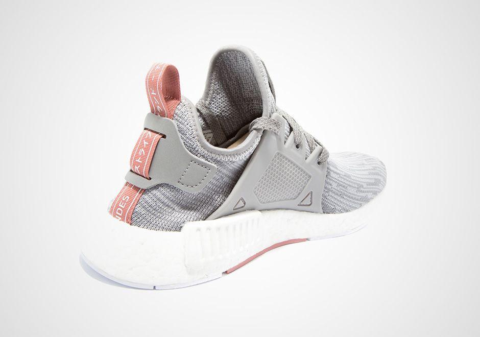 new product 449a0 04b4f adidas NMD XR1 Women Grey Pink BB3686 | Sneaks & Socks ...