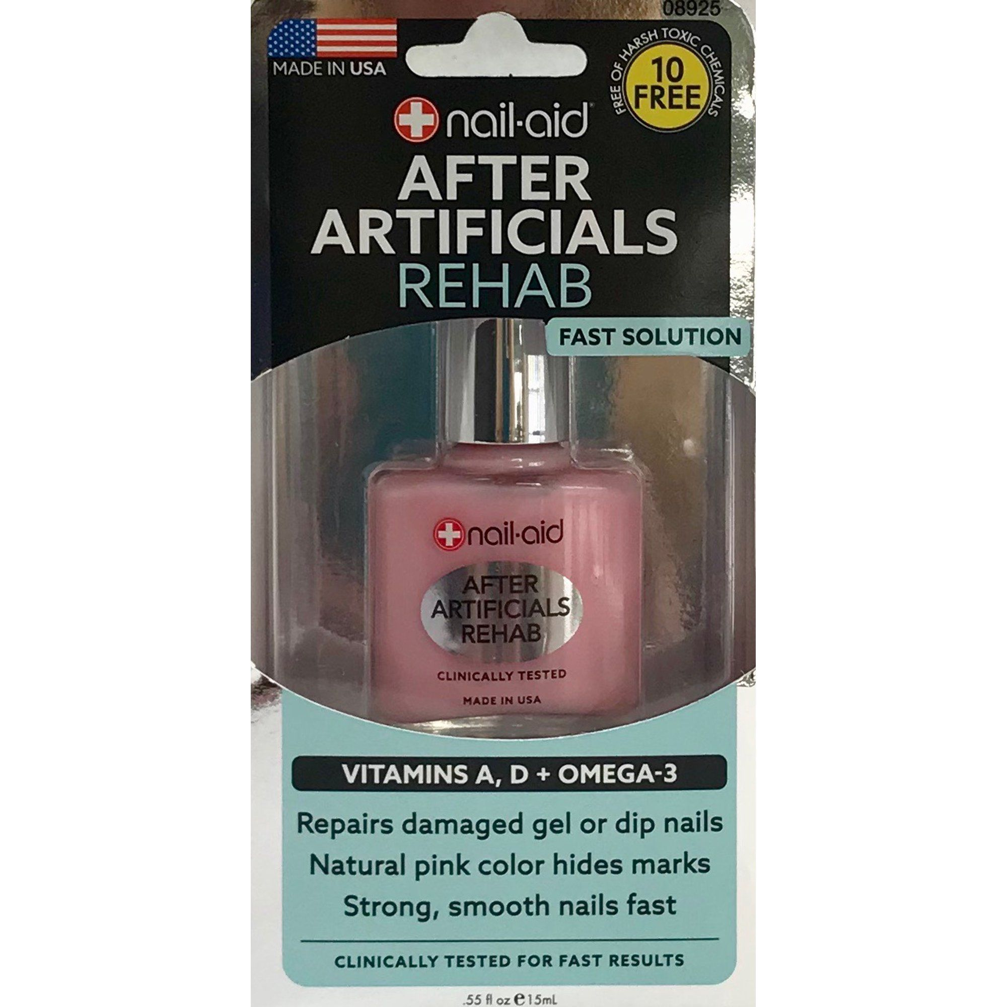 Nail Aid After Artificials Rehab Walmart Com Hair Loss Treatment Anti Hair Loss Shampoo Rehab
