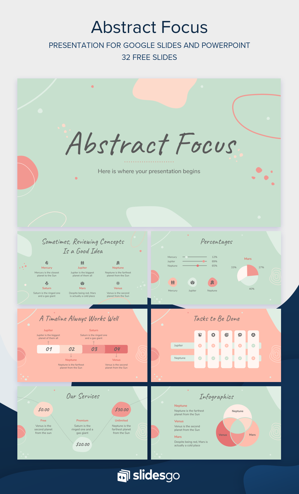 Download And Edit Now This Abstract Focus Presentation And Adapt It T Powerpoint Presentation Design Free Powerpoint Presentations Presentation Design Template