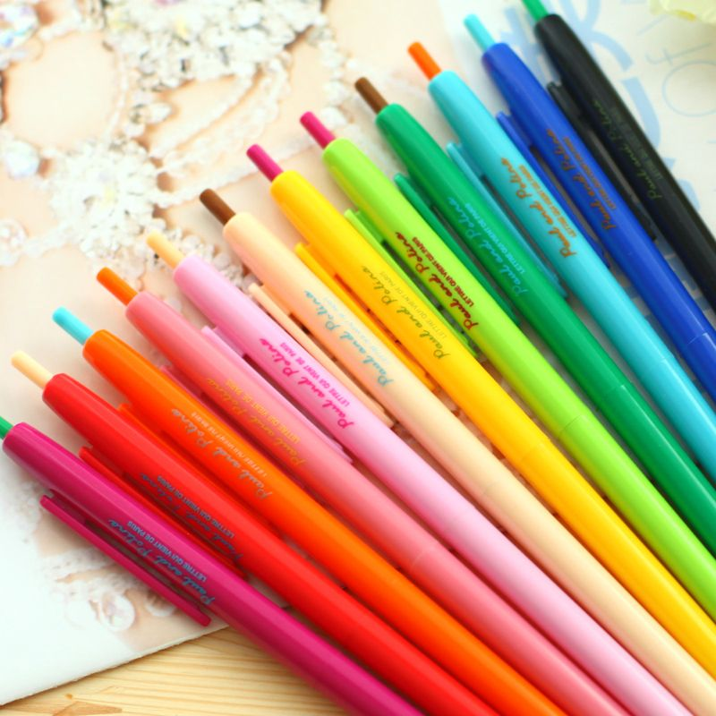 Cheap Gel Pens on Sale at Bargain Price, Buy Quality pen red, pen colors, pen from China pen red Suppliers at Aliexpress.com:1,Gel Pen's Ink Feature:Normal 2,Type:Gel Pen 3,0.38mm:The neutral press 4,Package Quantity:12 Pens/Box 5,Erasable Or Not:No