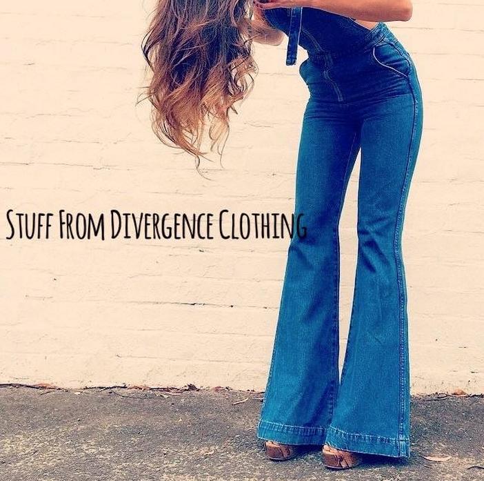 Shop Divergence Clothing  #overalls #divergenceclothing #boho #bohochic #bohem #bohostyle #gypsy #fashion #style #fall #cuteoutfits #collegefashion #hipster