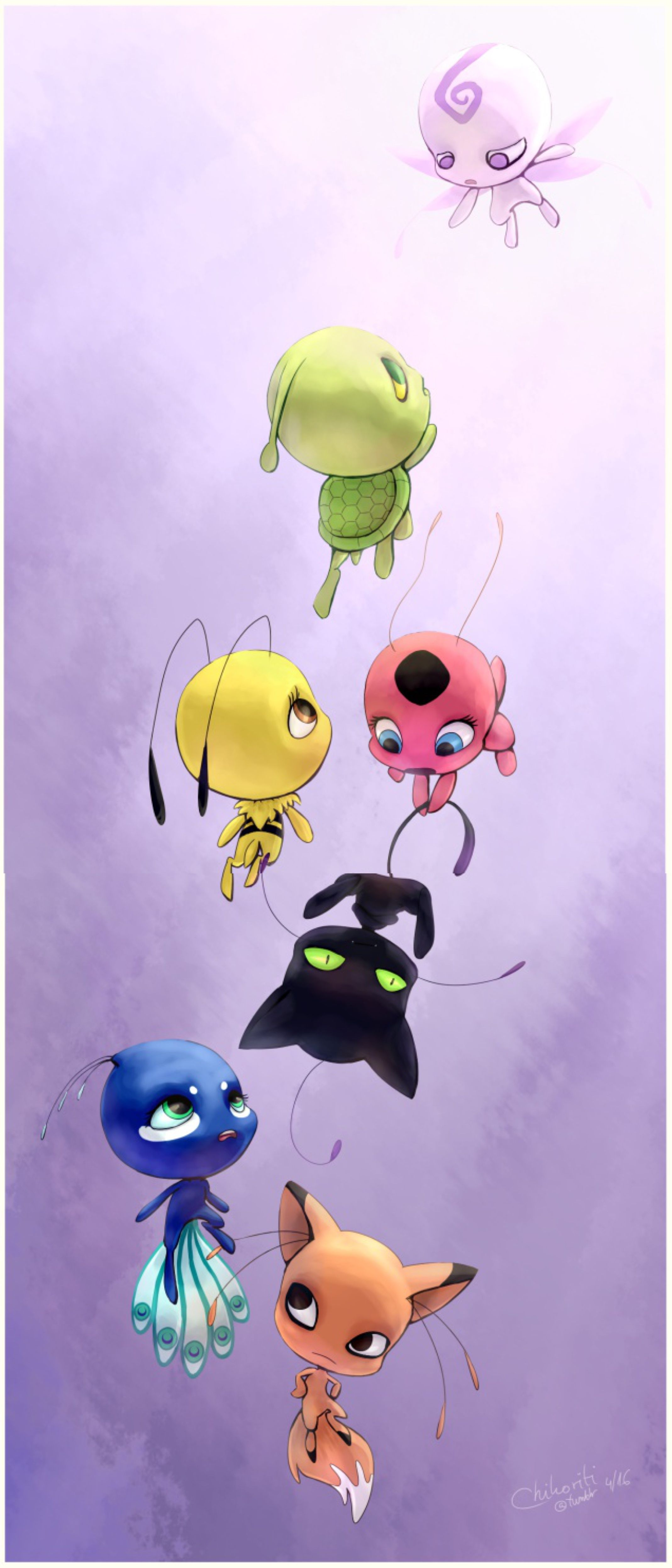 Too Cute Miraculous Wallpaper Miraculous Ladybug Wallpaper Miraculous Ladybug Anime
